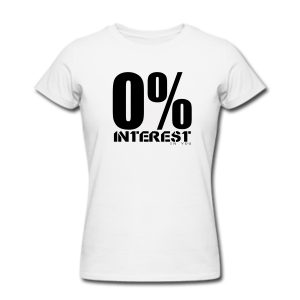 0% Interest in you
