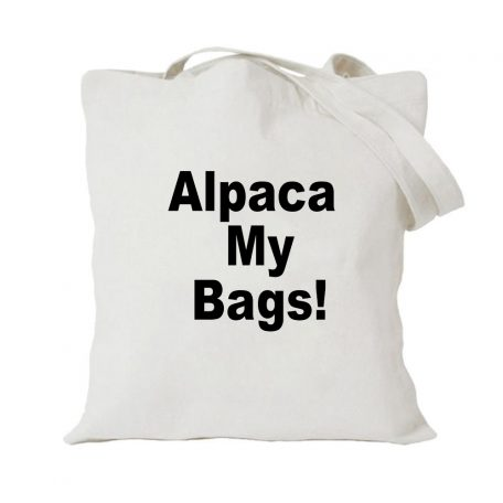 Alpaca My Bags (Text)